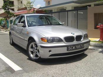 bmw 320 año 2002