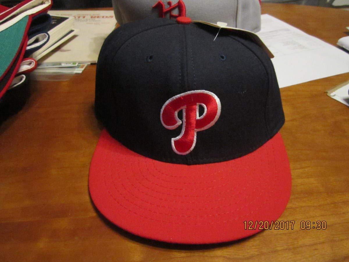 8c3f8ba3f Get Quotations · PHILADELPHIA PHILLIES 1949 vintage American Needle  BASEBALL CAP/HAT 7 1/4 Cooperstown col