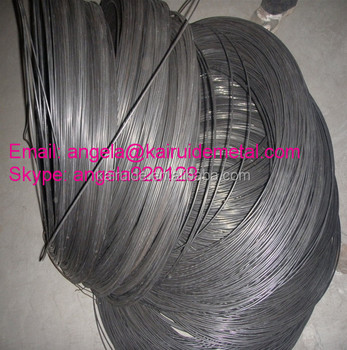 Iron Wire 5.5 Mm Coils Soft Annealed Iron Wire China Black ...