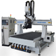 Hot Sale Cheap Wood Carving CNC Router 4 Axis / 3D CNC 1325 Router Cylinder Boring And Milling Machine With Rotary