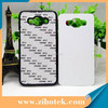 Hot wholesale with aluminum insert sublimation cases for Samsung grand 3 G7200