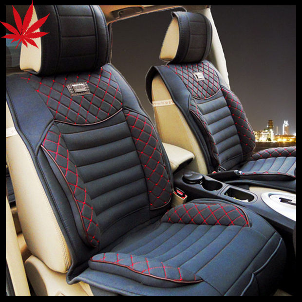 Leather Car Seat Covers Design