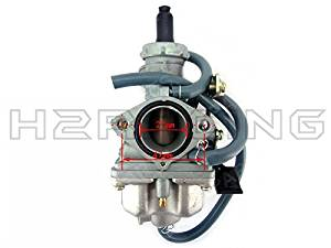 H2RACING Carburetor Carb for Honda ATV/ATC TRX250 RECON 1997-2001 TRX250TE FOURTRAX RECON ES TRX250TM 2002 2003 2004 2005 2006 2007
