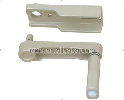 B002A ABS Crank holder and handles for hospital bed