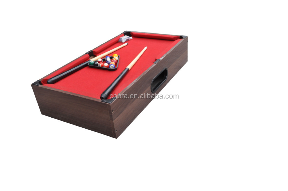 2015 New Arrival Kids Pool Table Game,Fancy Game Billiard Table for Children ,Promotion
