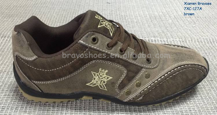 New Pu Upper Casual Shoes Men Sneakers For Pakistan, Malaysia And Thailand Markets