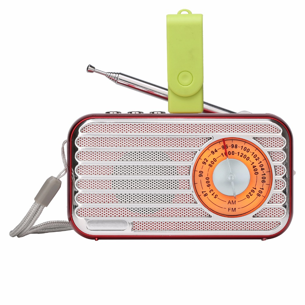 Toptan klasik Retro am fm Klasik Antika Antika Radyolar ile USB/TF/BT/mp3