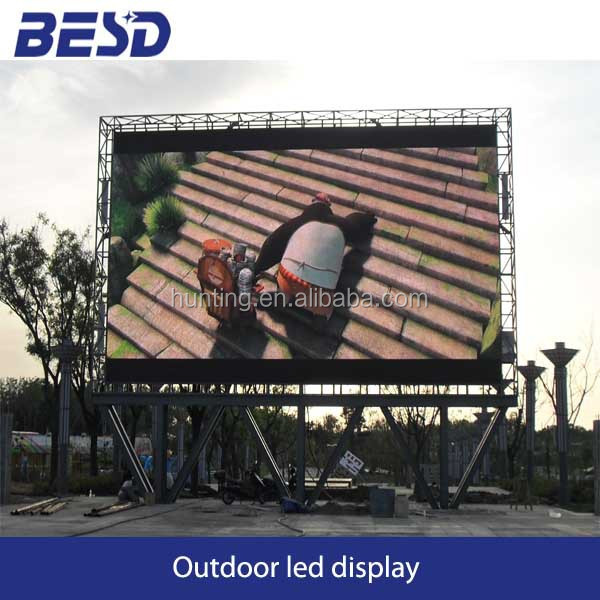 led display indoor/outdoor cabinet sell like hot cakes P5, P6 / P8 / P10 / P12 / P16 full color/P20 / P15 rental led screen
