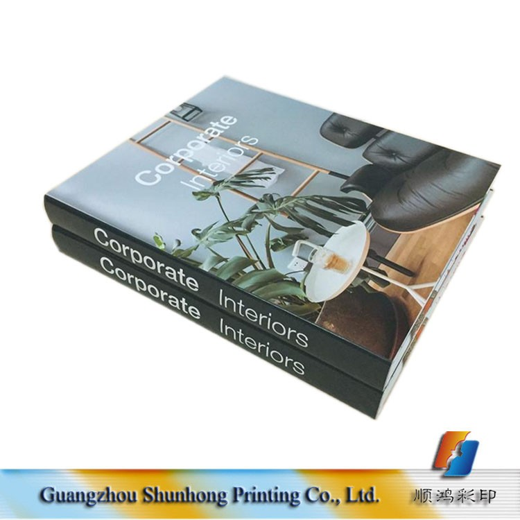 Wholesale Custom Cheap Hard Cover Perfect Bound Book/Magazine/Cookbook/Catalog printing