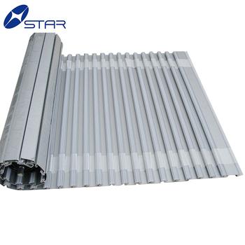 Turbo Vertikaler Oder Horizontaler Rollladen-aluminiumrollladen / Hoch IE81