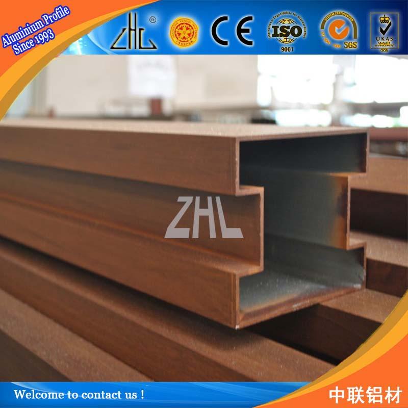 Custom Aluminium Railing Part,Architectural Hollow Aluminium ...