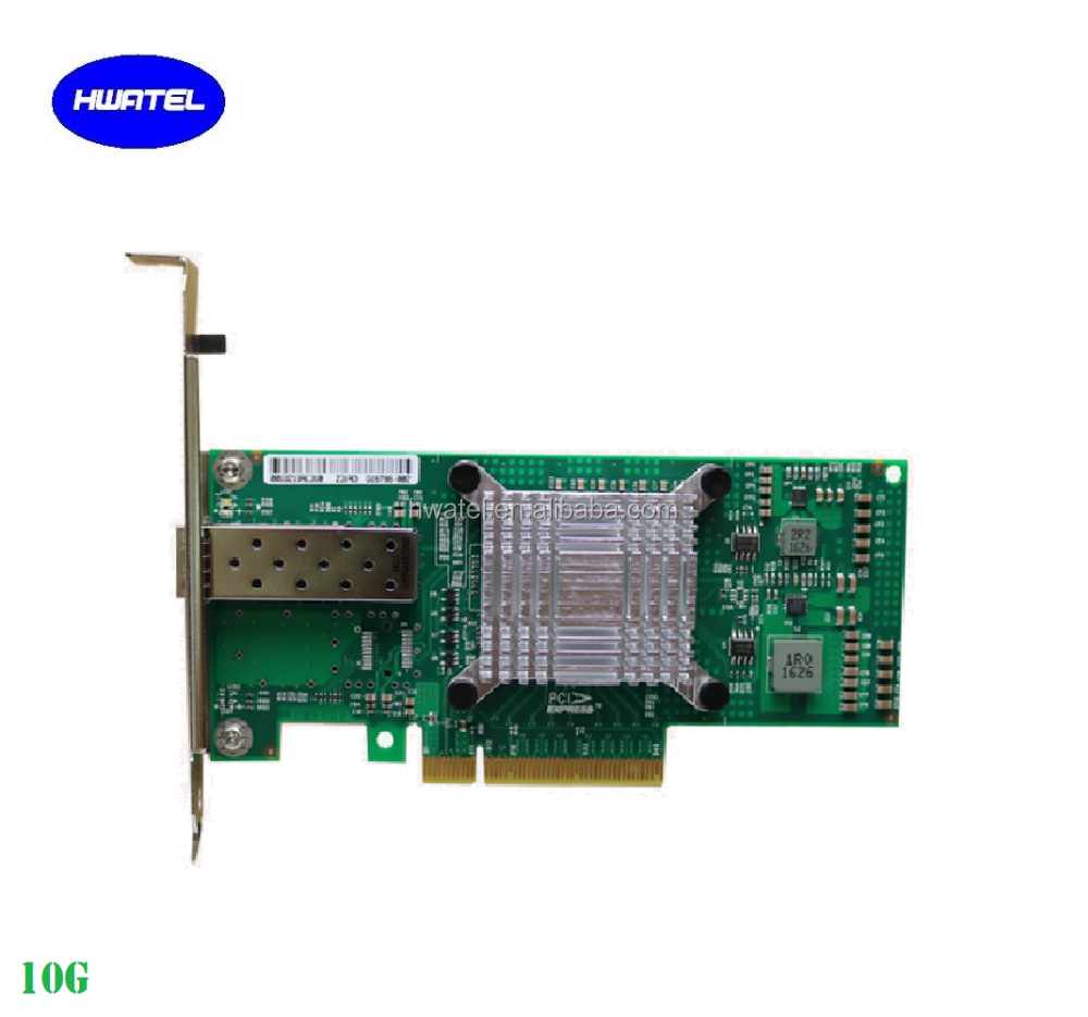 2 port netwerkkaart 10G SFP Netwerk AdapterX520-DA2 E10G42BTDA 10G Ethernet Server Adapter 10 Gbps Dual Port PCI NIC