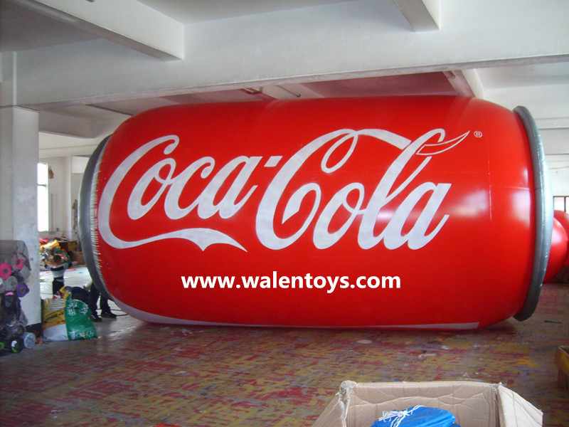 Giant Inflatable Beer Bottle/promotional Coca Cola Bottle/can ...
