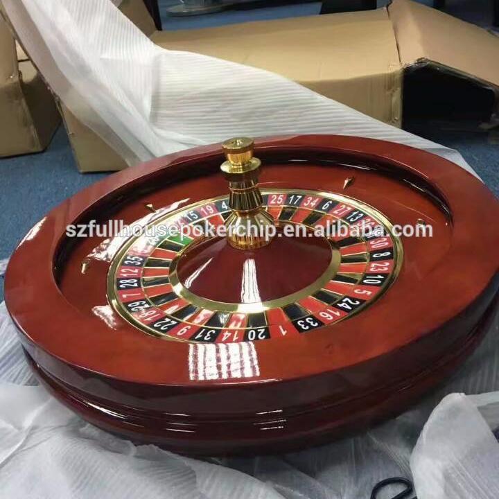 La ruota della roulette ruota con velocita angolare