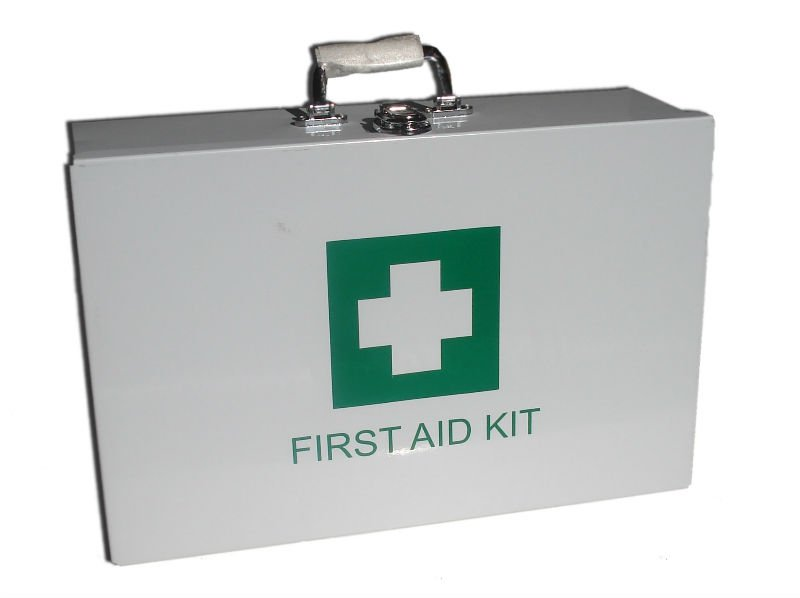 FIRST AID KITS, FIRST AID GOVERNMENT REGULATION FIRST AID