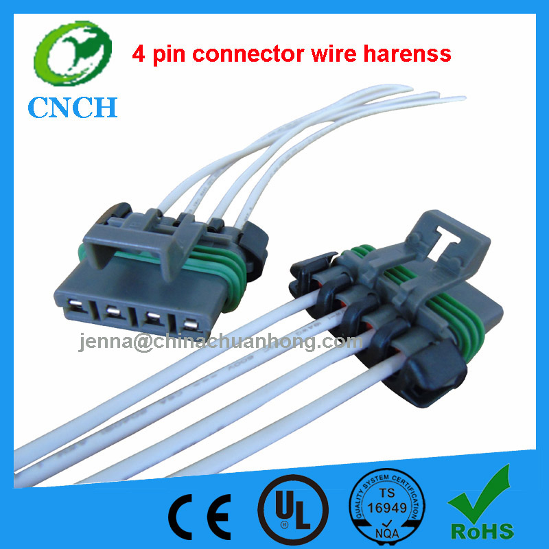 ls1 ls6 ignition coil wiring harness pigtail connector 4 pin for gm rh alibaba com