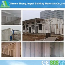 Fast construction eps metal wall panels/kingspan insulated panels/exterior wall cladding
