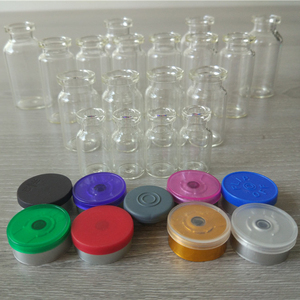 Pharmaceutical Industrial Use And Glass Material 10ml Glass Vial