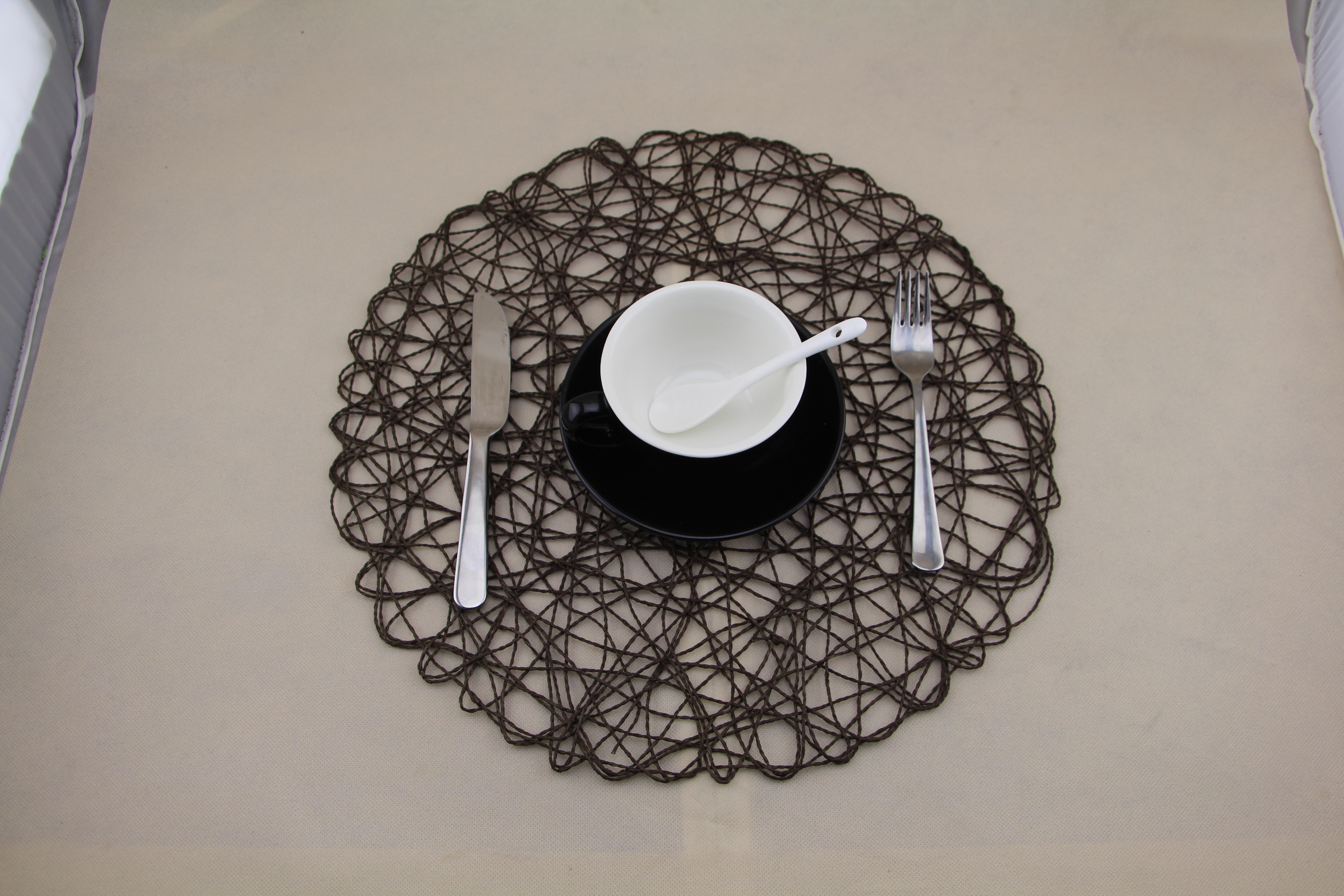 Cheap custom paper placemats