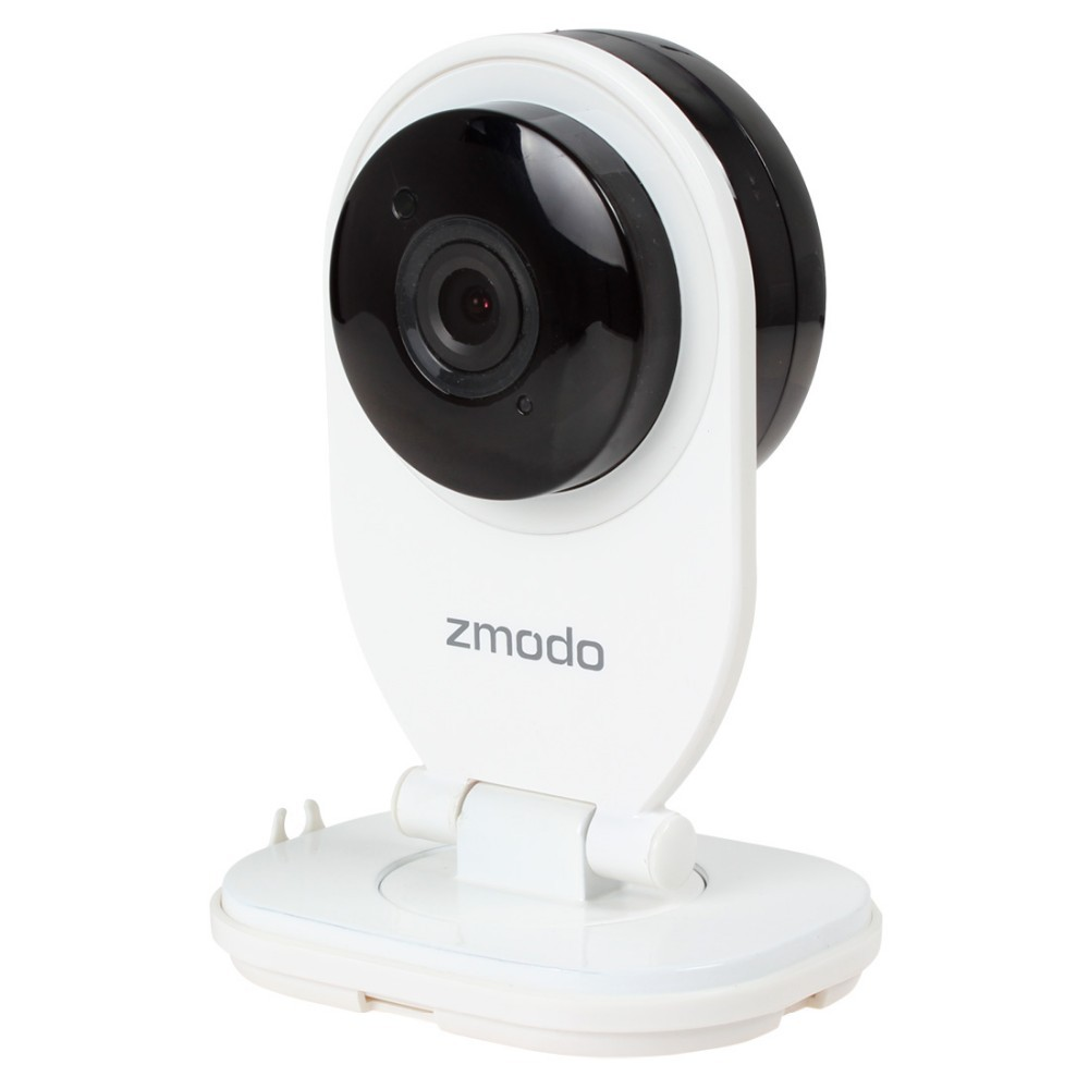 Zmodo Brand 720P Color Sensor HD Wireless Two-Way Audio WiFi Network Indoor  IR Security IP Camera