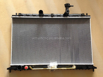 China Factory Manufacturer High Quality Auto Radiator For Rio Oem ...
