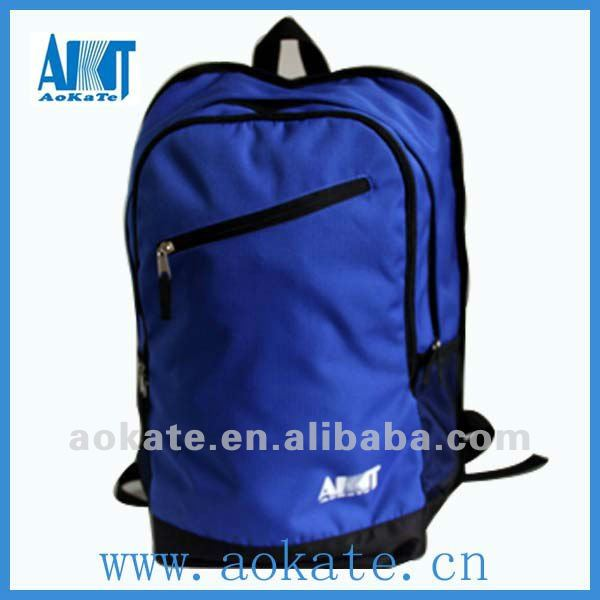 Outdoor Sports Blue laptop bag