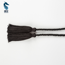 Wholesale Home Decorative Cord Tassels For Curtain