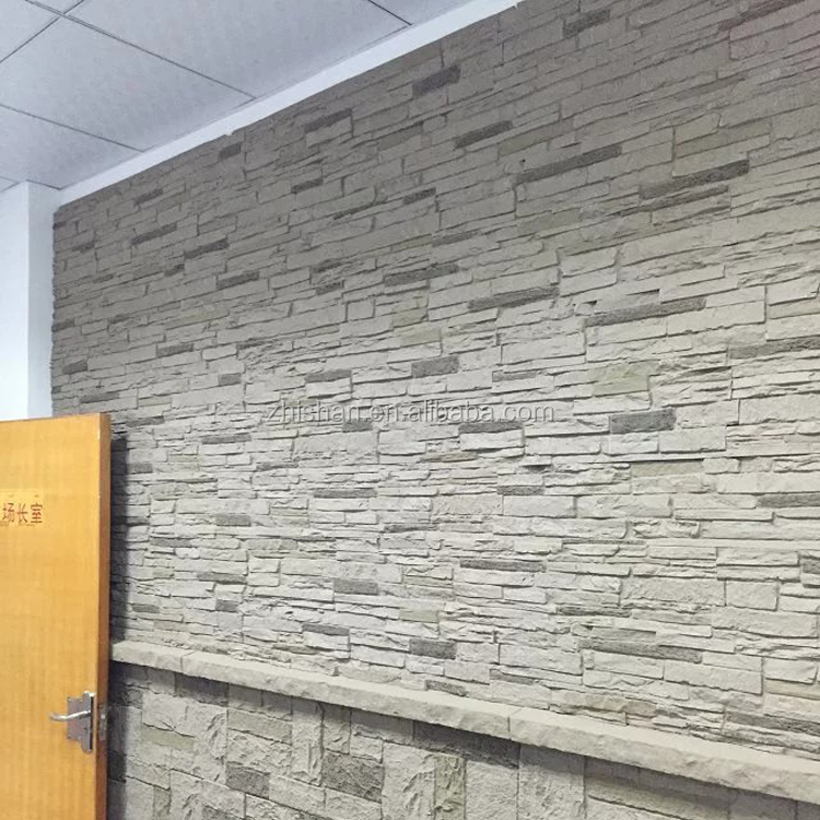 Polyurethane Faux Stone Panel For Wall