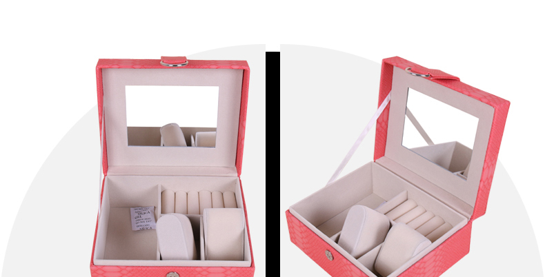 Made In China Factory Price Small Gift Box Make Paper Jewelry Box