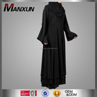 Wholesale Alibaba Clothing High Quality Maxi Dress New Arrival Islamic Clothes Classical Muslim Women Casual Abaya In Dubai
