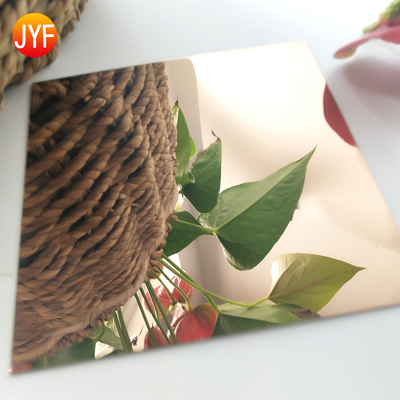 Jyfi055  SS  Wall Curtain Stainless Steel Wall Panels