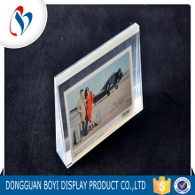 New Style Acrylic Photo Holder Stand Custom Cheap Acrylic Picture Frames