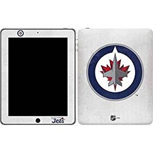 NHL Winnipeg Jets iPad Skin - Winnipeg Jets Distressed Vinyl Decal Skin For Your iPad
