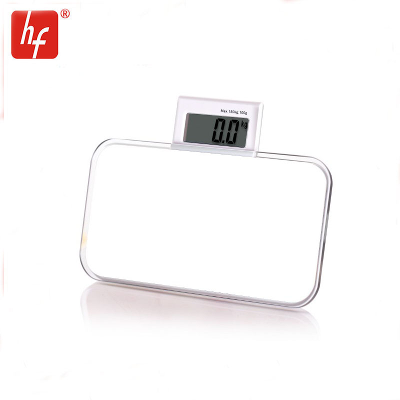 Creative body electronic scale,Sublimation Miniature electronic scale,Heat transfer glass electronic scale