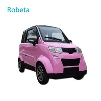 72V 1200W 3 seats small cars cheap electric cars four wheels