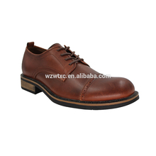 Made in china italian high quality men leather dress shoes