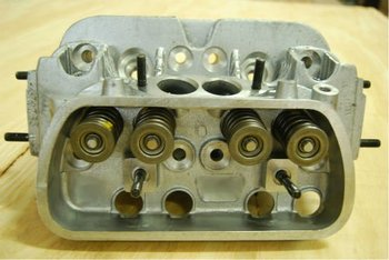 Cylinder Head Dual Port 1600cc - For Vw Air Cooled Engine - Buy Cylinder  Head,Cylinder Head Dual Port 1600,Vw Air Cooled Engine Product on  Alibaba com