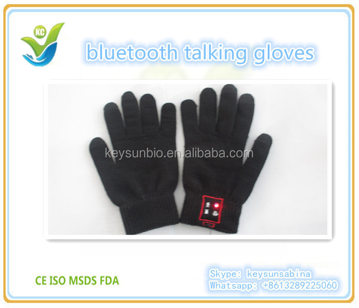 Winter wireless <strong>gloves</strong> handsfree talking <strong>gloves</strong> to answer phone calls