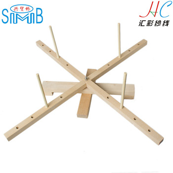 2018 Cheap Wholesale High Quality Hand Operated Wood Yarn Ball Doubling Winder Swift From Hanks To Balls Or Cones Buy Wood Yarn Ball Winderswift