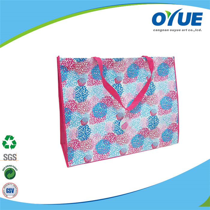 Promotional recycle nice eco-friendly non woven bag /shopping bag