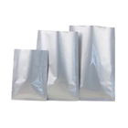 Customized aluminum foil vacuum sealed bags for coffee tea rice food vacuum packing plastic bag