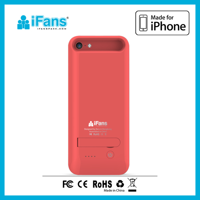 for apple iphone 5C battery power case for 5S battery charger for 5C