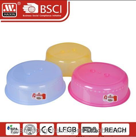 Plastic Microwave Cover Food Tableware Plate