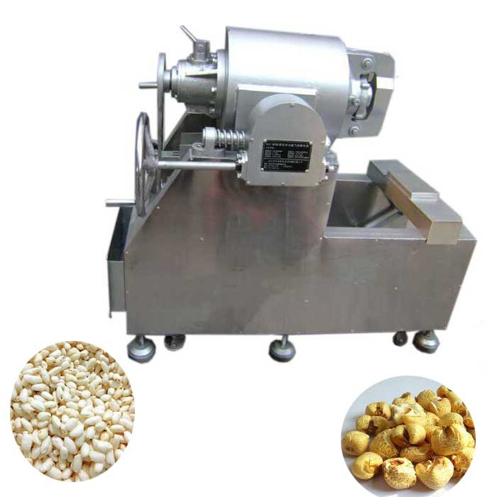 automatic hot sale grain airflow puffed <strong>corn</strong> snacks making machine