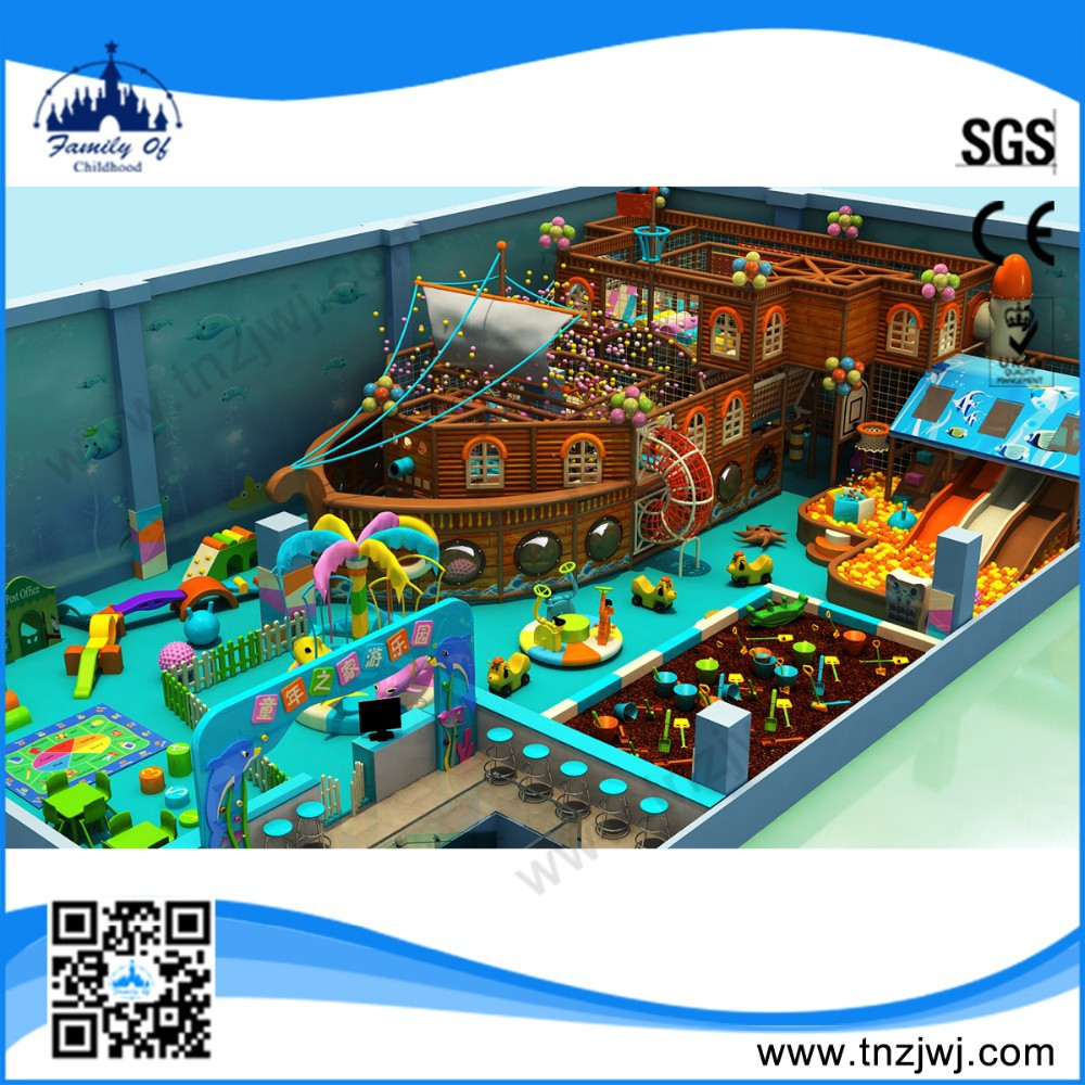 Suppliers China Pirate Ship Pvc Pipe Indoor Foam Play Area