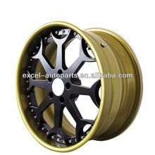 New Hot model Alloy Wheel Rim 2013