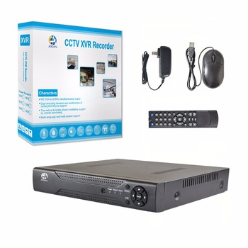JOOAN 5 in 1 DVR Hi3515 4CH 1080p/1080N CCTV Security for IPC/ HD analog