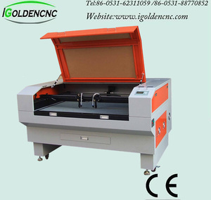 2014 High performance laser cutter laser engraving machine popular glass cup printing machine