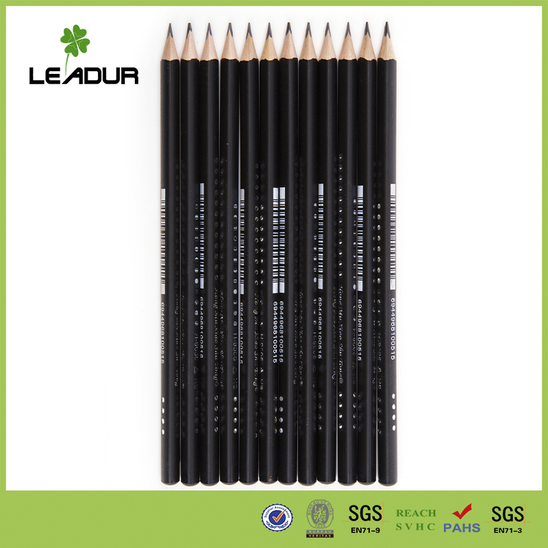 Office & school supplies promotional logo pencils for kids