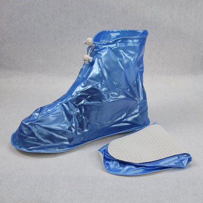 Unionpromo colorful pvc rain shoes cover shoes cover rain waterproof antiskid